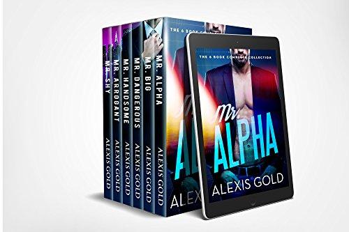 Mr. Alpha: A 6 Book Alpha Male Romance Collection