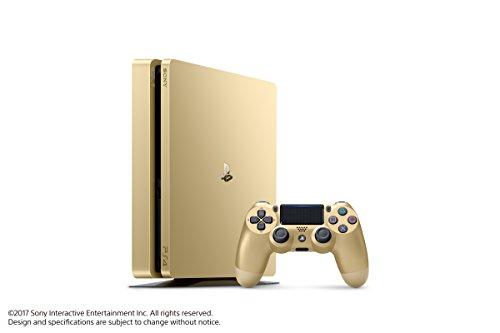 PlayStation 4 Slim 1TB Gold Console