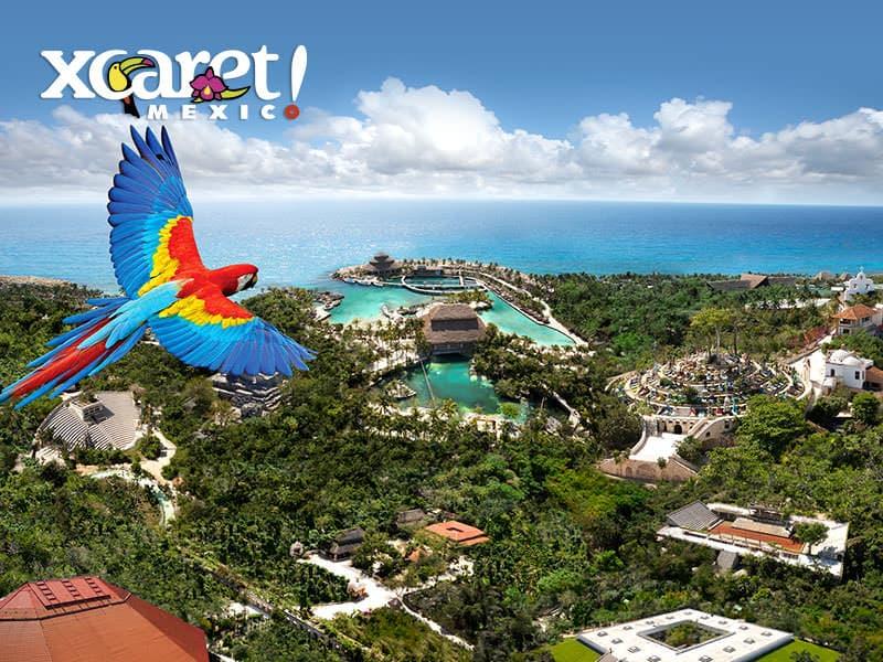 xcaret-park-aerial